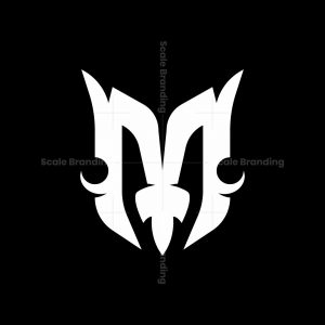 Shield Letter M Logo