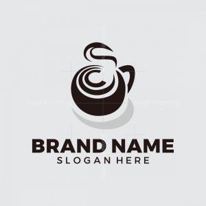 Coffee Letter C Logo