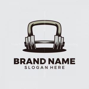 Headphone Barbell Logo