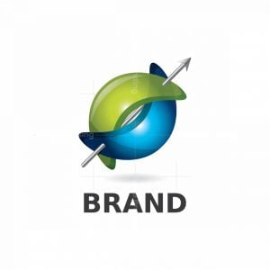 3d Arches Symbol Logo