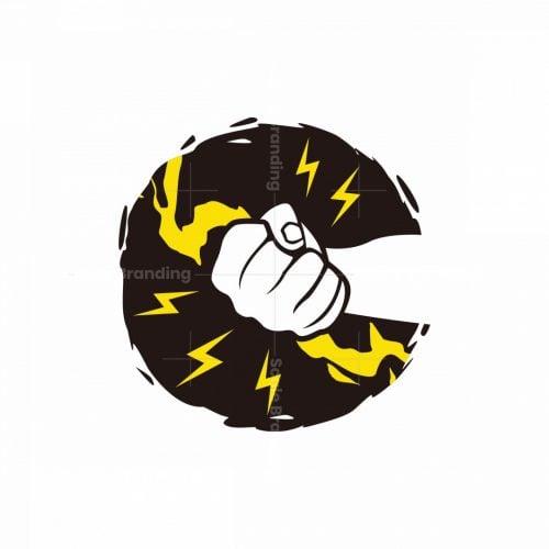 Power Hand Logo