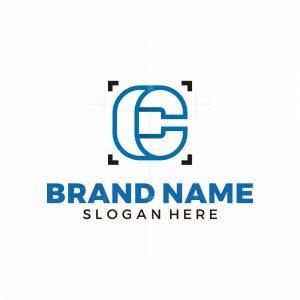 Camera Letter C Logo