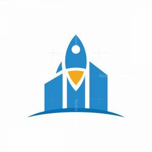 Rocket Finance Logo
