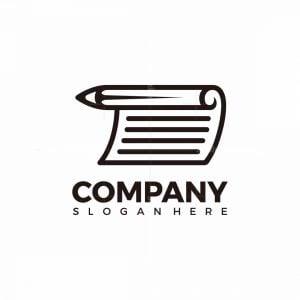 Pencil Paper Logo