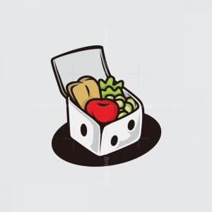 Dice Lunchbox Logo