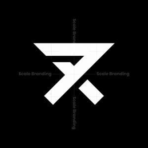 7x Or X7 Monogram Icon Logo