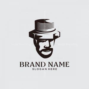 Bolt Hat Man Logo