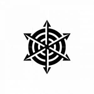 Arrow And Target Logo