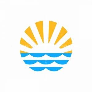 Beach Round Logo