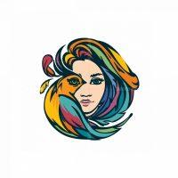 Bird-woman Logo