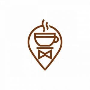 Bow Tie Coffee Logo