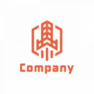 Building Rocket Logo