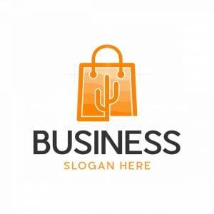 Cactus Shop Logo