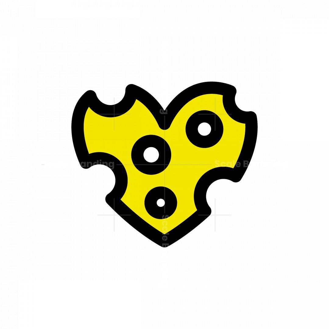 Cheese Heart Logo