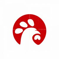 Chicken Minimalist Logo