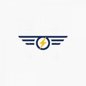 Circle Wings Energy Logo