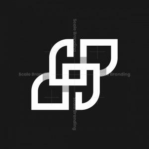 Dsp Monogram Logo