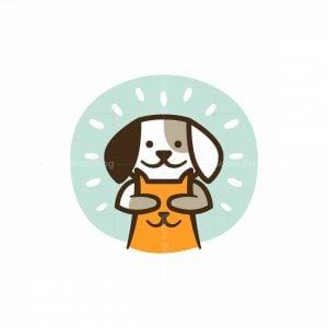 Dog Cat Guess Who Logo