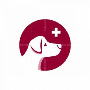 Dog Veterinary Logo