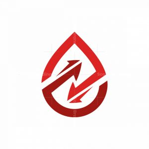 Drop Tech Arrows Logo