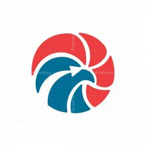 Eagle Abstract Logo