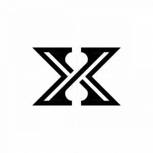 Elegant Letter X Monogram Logo