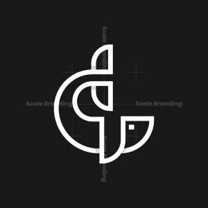 Fish Minimalist Logo