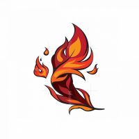 Flaming Feather Logo