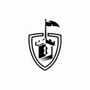 Fort In Shield Logo
