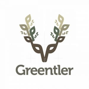 Green Antler Logo
