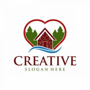 Home Love Landscaping Logo