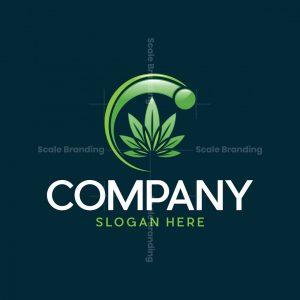 Human Cbd Cannabis Logo