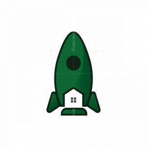 Green House Rocket Logo