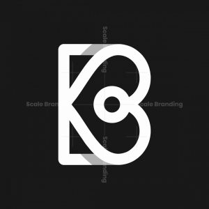 Kb Love Monogram Logo