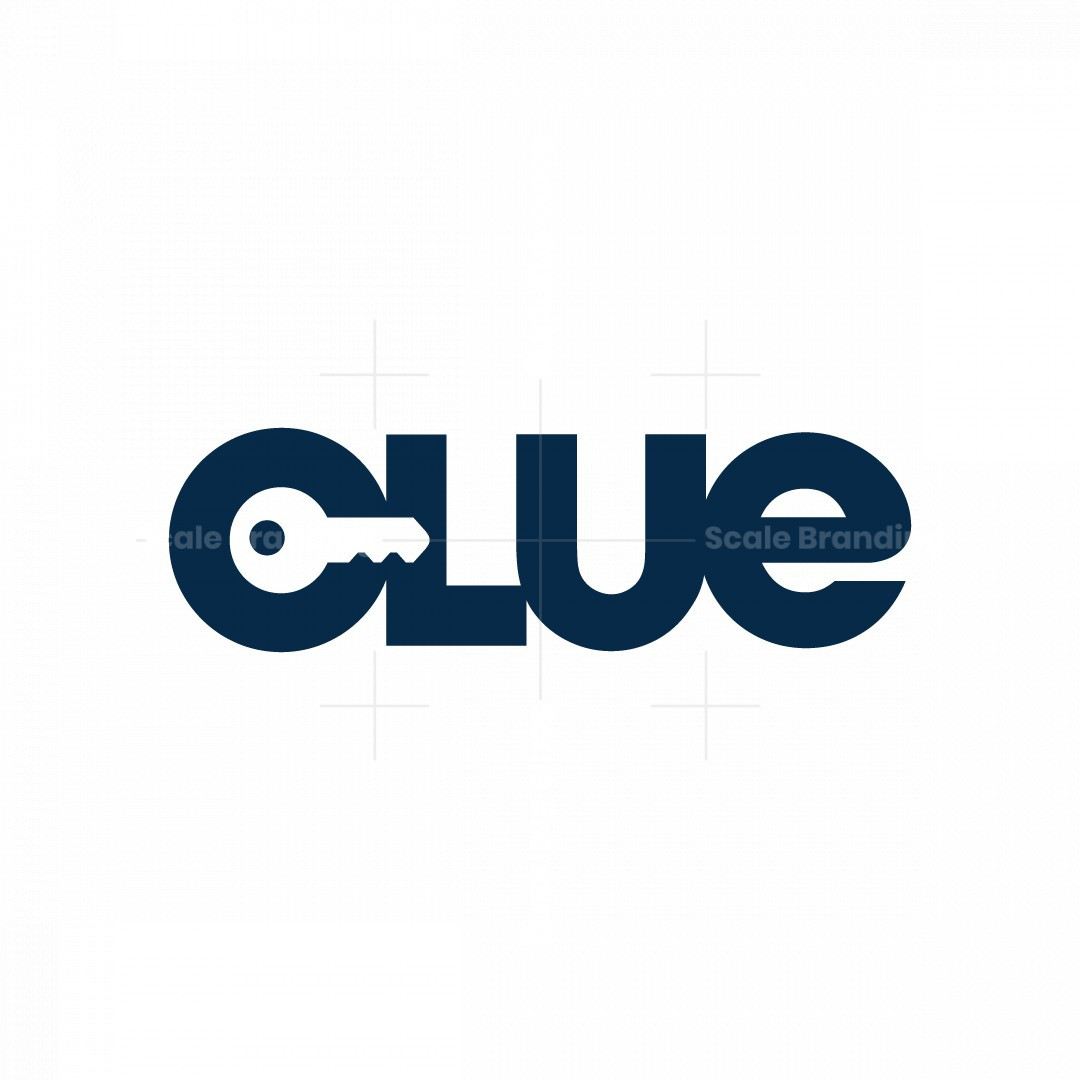 Key Clue Logo