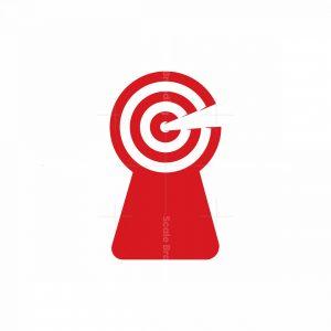 Keyhole Target Logo