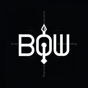 Modern Bow Logo