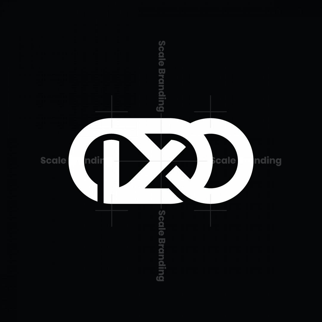 Letter D Infinity Logo