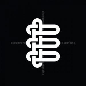Unique Letter E Logo