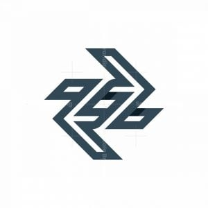 Exchange Or Up And Down Logo