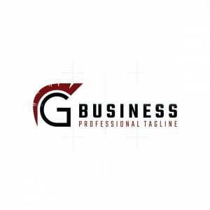 Letter G Knight Logo