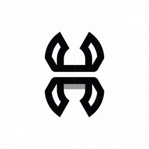 Minimal Letter H Logo