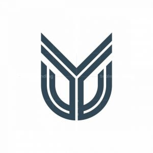 Initial Yu Uy Logo