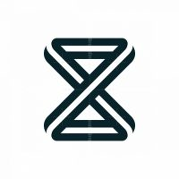 Abstract Zx Or Sx Or Sz Logo