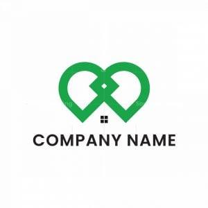 Love House, D Logo