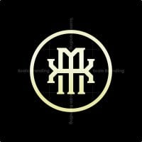 Luxury Letter Mx Logo