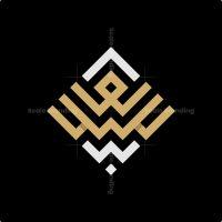 Luxury Letter W Monogram Logo
