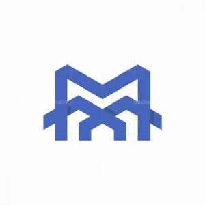 Letter M Corporate Logo