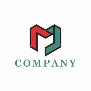 M Or Mj Logo