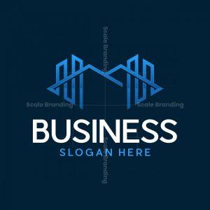 Mountain City Line Business Logo